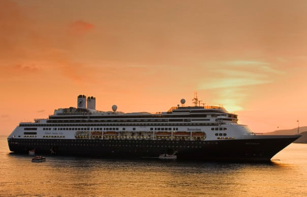 Looking for adventure in 2015? Look no further than ms Rotterdam!