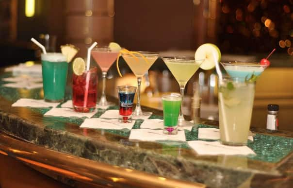Try one of Holland America Line's specially created drinks for the Big Game!