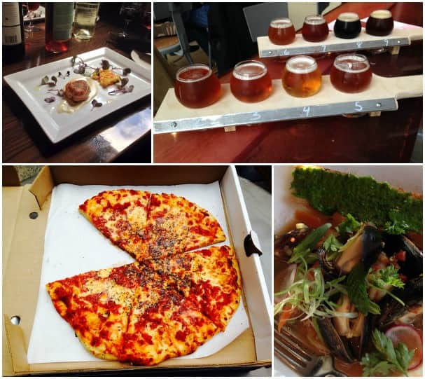 If you like to sample local cuisine, take the Taste of Halifax tour.