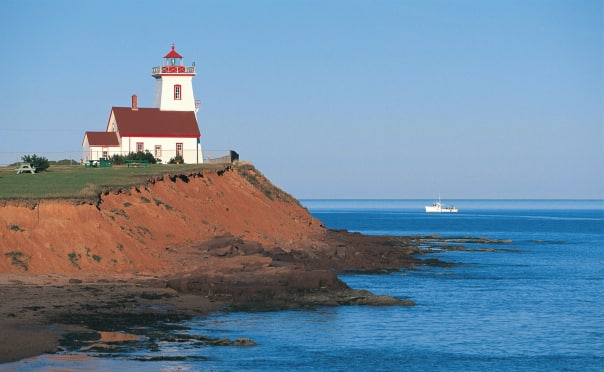 Image result for Prince Edward Island holland american