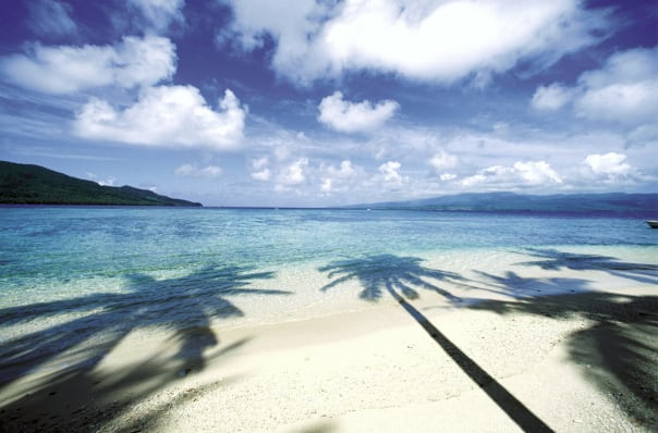 Fiji is just one of the many beautiful islands awaiting guests on the South Pacific voyage.