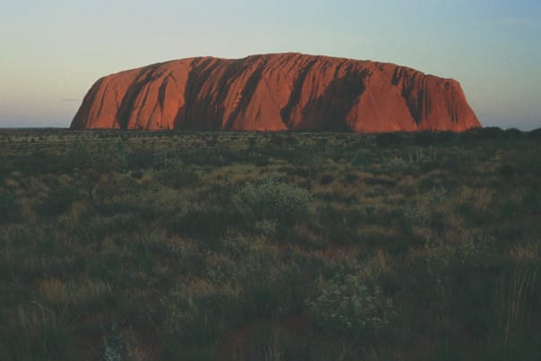 Ayers Rock is one of the most iconic destinations in Australia.