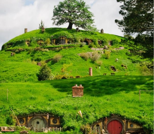 Calling all movie buffs and adventure-seekers! Visit the shire on a cruise to New Zealand.