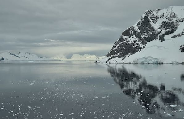 Antarctica's majestic landscapes make for stunning photos.