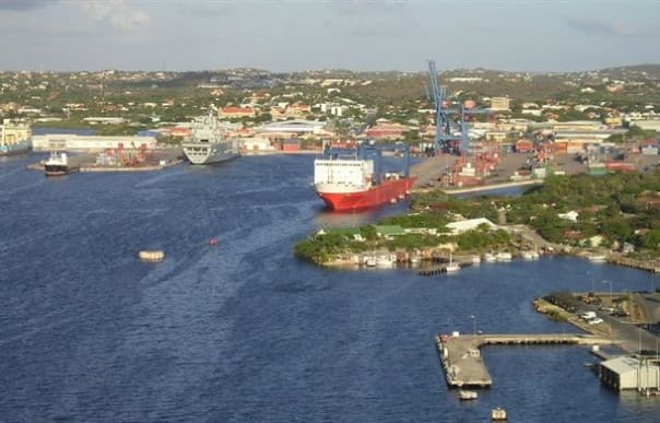 26 March 2015; Willemstad, Curacao.
