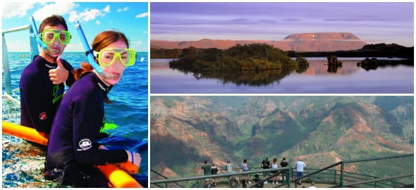 From the Great Barrier Reef to Lake Myvatn and Waimea Canyon -- the World Wonders Collection is all about bringing awe to Holland America Line guests.