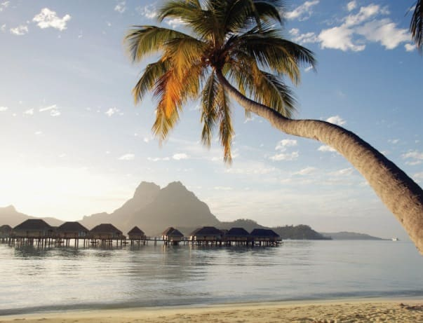 The bungalows at Bora Bora are one of the most sought-after vacation destinations world-over.