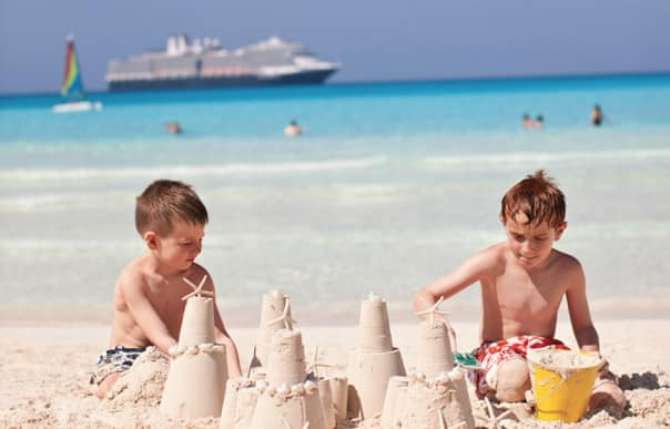 Vote for Nieuw Amsterdam as the Best Cruise Ship for Families!