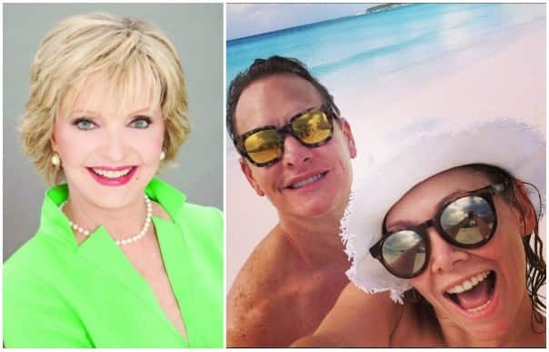 Henderson, left, Carson Kressley, Kym Johnson and Tristan MacManus (not pictured) are joining the June 'DWTS:AS' theme cruises.