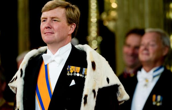 All of the Netherlands comes out today to celebrate King's Day and His Majesty King Willem-Alexander.