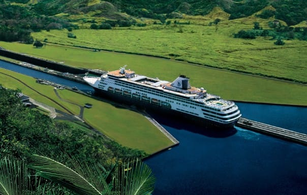 Sail from sea to shining sea on a Panama Canal itinerary.