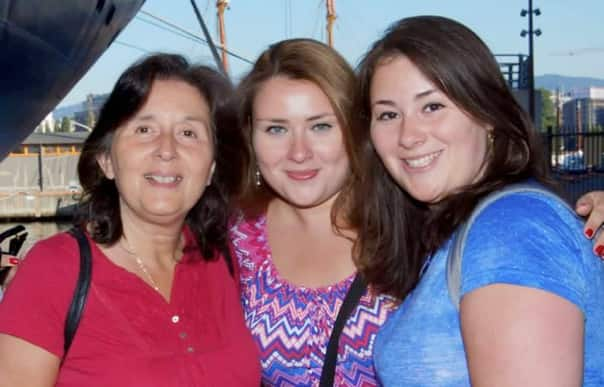 Daniella van den Ham, her mom and sister are getting ready for cruise #3!