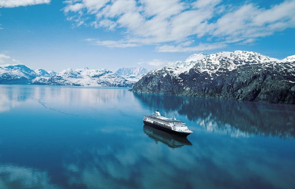 Cruisers can take advantage of special savings on Alaska sailings to Glacier Bay.