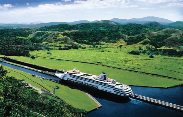 A Panama Canal cruise is an incredible journey.