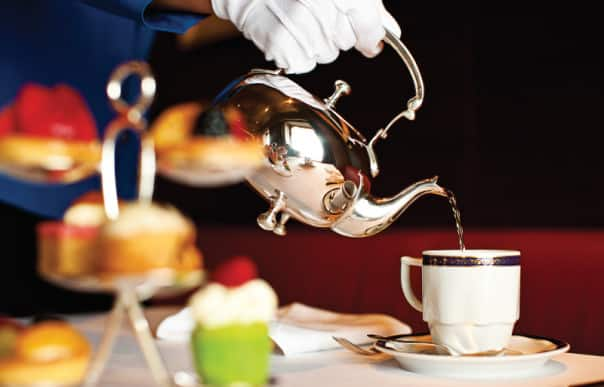 It's Tea Time All the Time – On Cruises and Ashore Holland America Line Knows Tea!