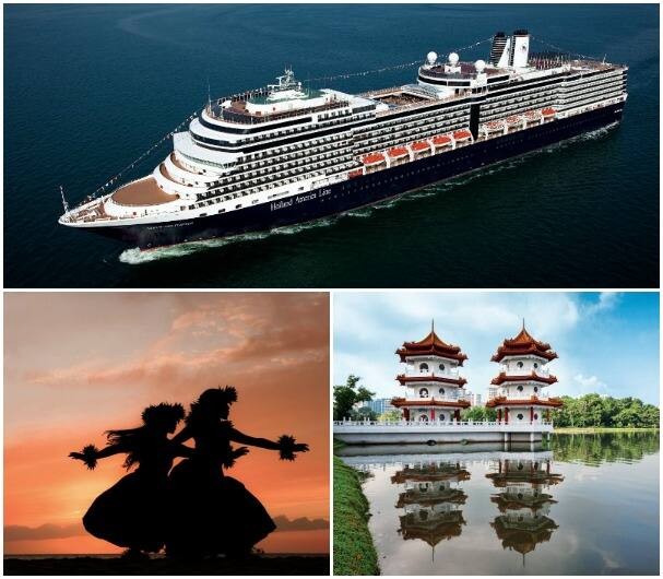 From Hawaii to Singapore, and transocean, too ... many fans are just happy to cruise anywhere!