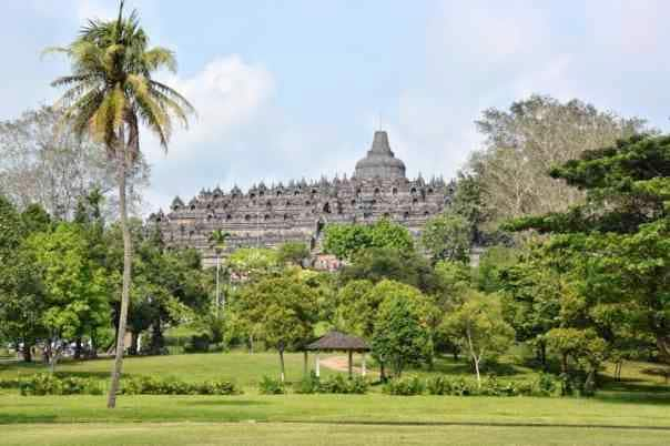 On a Collectors' Voyage that calls at Semarang, be sure to visit Borobudur.