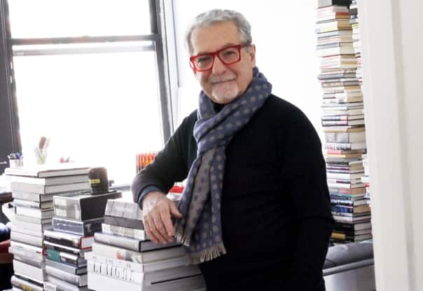 World renowned hospitality designer Adam D. Tihany shares his vision Koningsdam in the new video series.