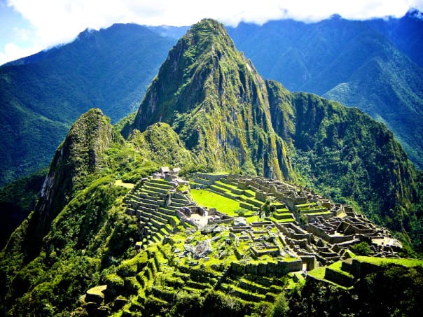 Guests can discover Macchu Picchu with two nights at Lima.