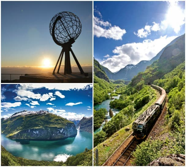 Set sail for Norway on Koningsdam and view the stunning vistas at North Cape, Flam and Geiranger.