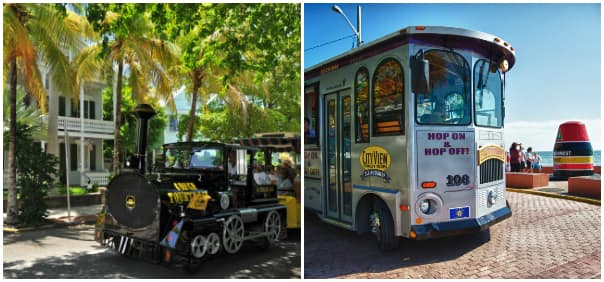 Key West has plenty of colorful and iconic sights.