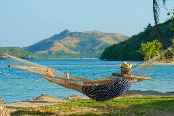 Enjoy a relaxing holiday in paradise with calls in Fiji.