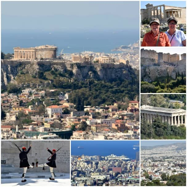 The sights of Athens, by Jeff.