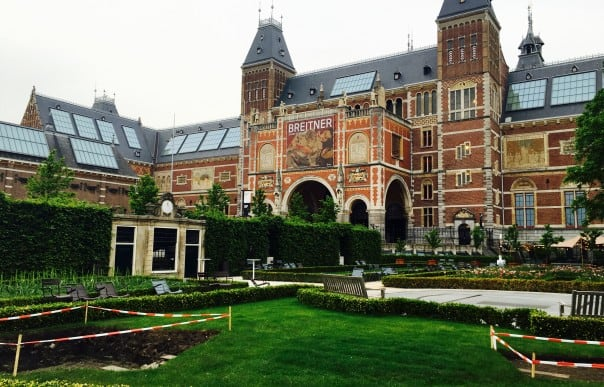 Amsterdam's Rijksmuseum opened exclusively for guests on Koningsdam's Christening cruise.