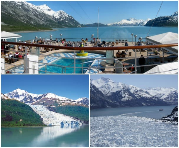 Gorgeous Glacier Bay is a sight to behold.