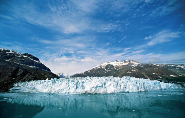 Glacier Bay is a highlight of Alaska cruises.