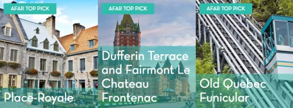 AFAR's Top Picks for Quebec.