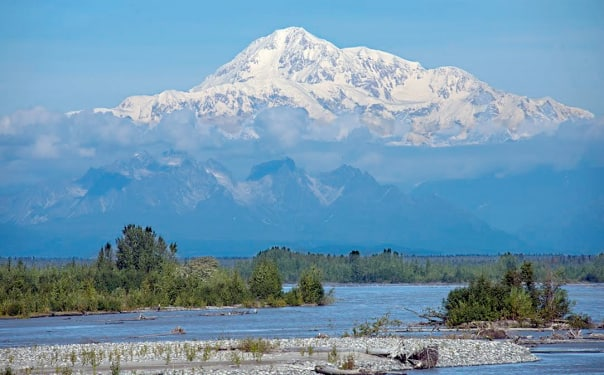 Denali is full of stunning scenery and inspiring views.