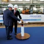 News Release: First Steel Cut for Holland America Line's ms Nieuw Statendam