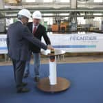 And So It Begins! First Steel Cut for Holland America Line's New ms Nieuw Statendam