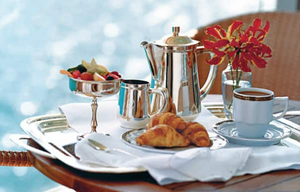 Start your day off the delicious way with breakfast on a Holland America Line cruise!