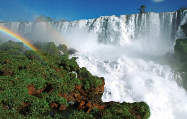 Iguazu Falls is one of our favorites!