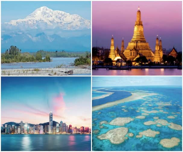 Where will you go on your cruise?