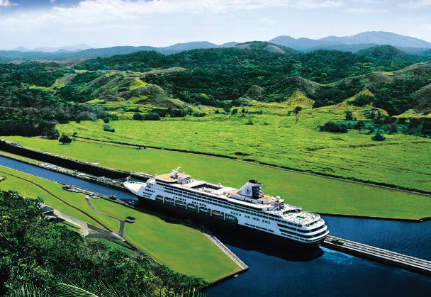 Five Reasons You Need To Cruise The Panama Canal With Holland - Panama cruise