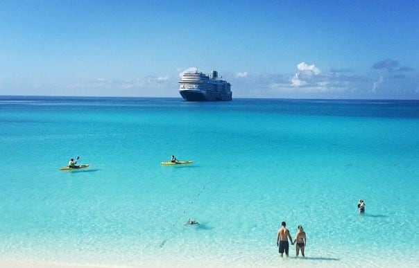 Gorgeous Half Moon Cay is one of our most brag-worthy beaches.