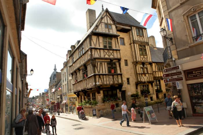 Cherbourg (Normandy), France