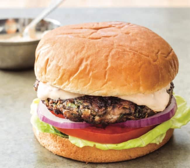 Black Bean Burger America S Test Kitchen