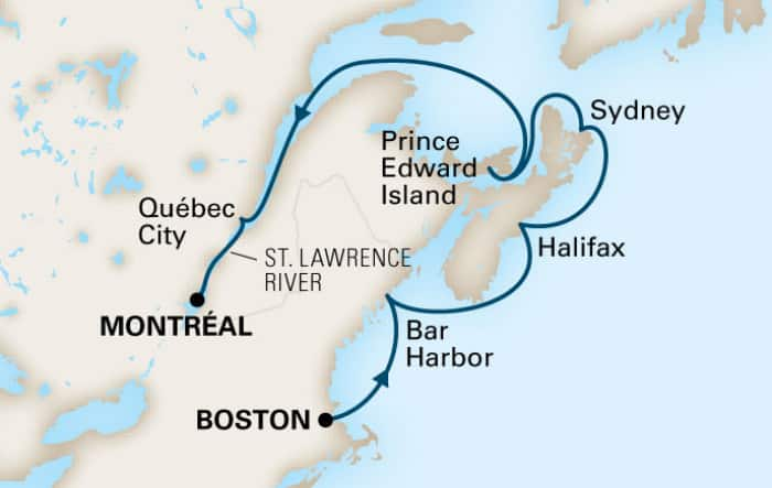 7-Day Canada & New England Discovery