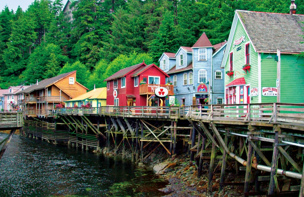 Experience the Most Immersive Alaska Cruise on a 21-Day EXC