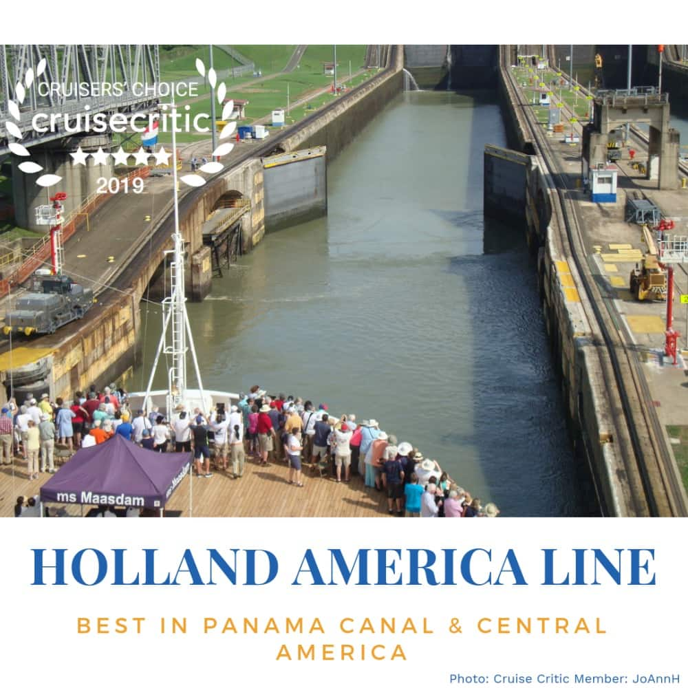 Social Media Graphic - Panama Canal
