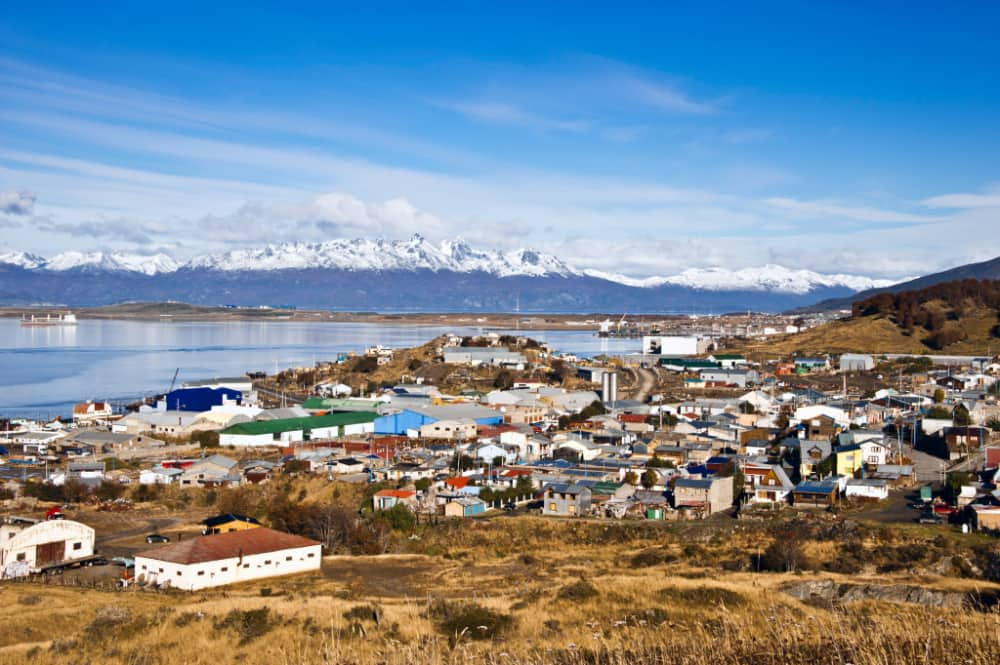 Ushuaia is commonly regarded as the southernmost city in the world.