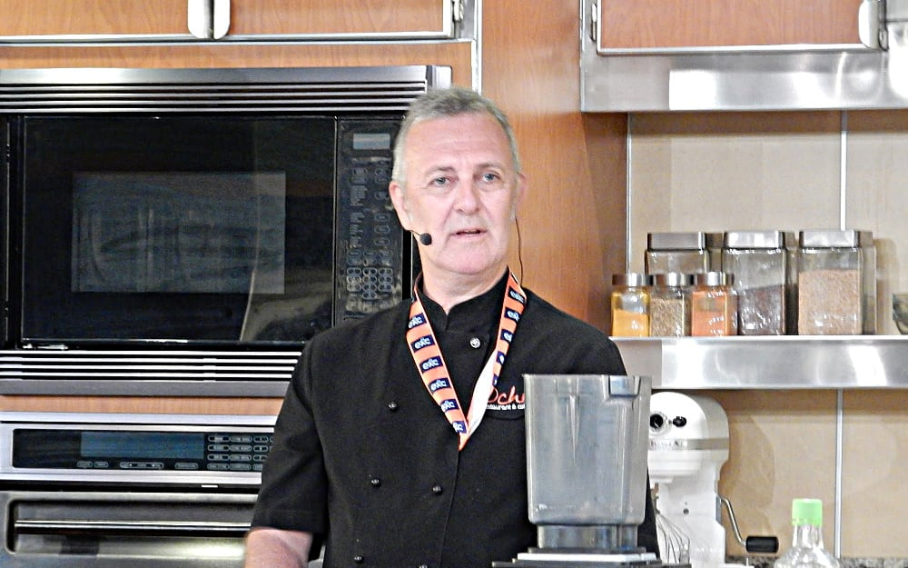 Guest Chef Craig Squire