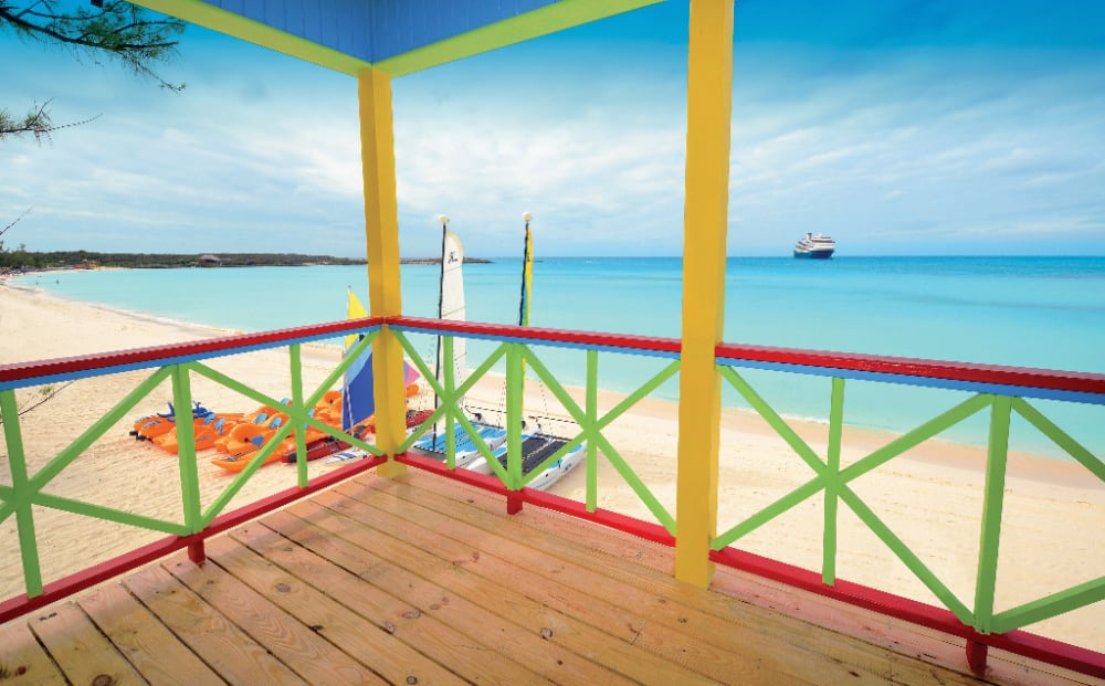 Award-winning Half Moon Cay, Holland America Line's private Bahamian island, celebrated its 15th anniversary this Caribbean cruise season, and to commemorate the milestone the cruise line has enhanced island offerings and features.