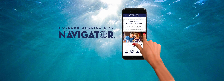 Holland America Line Navigator