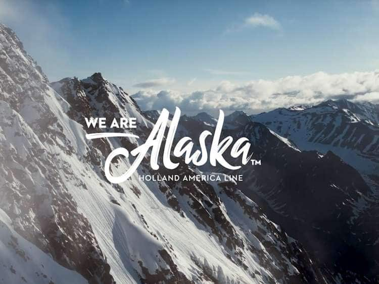 We Are Alaska video of Alaska cruises