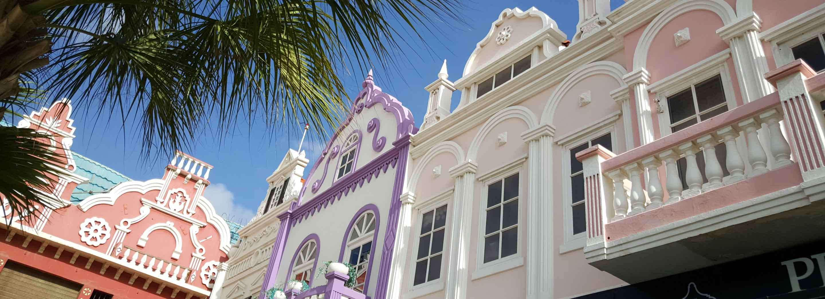 BuildingsinOranjestad,Aruba